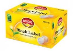 DOĞUŞ BLACK LABEL DEMLİK POŞET ÇAY 100 LÜ